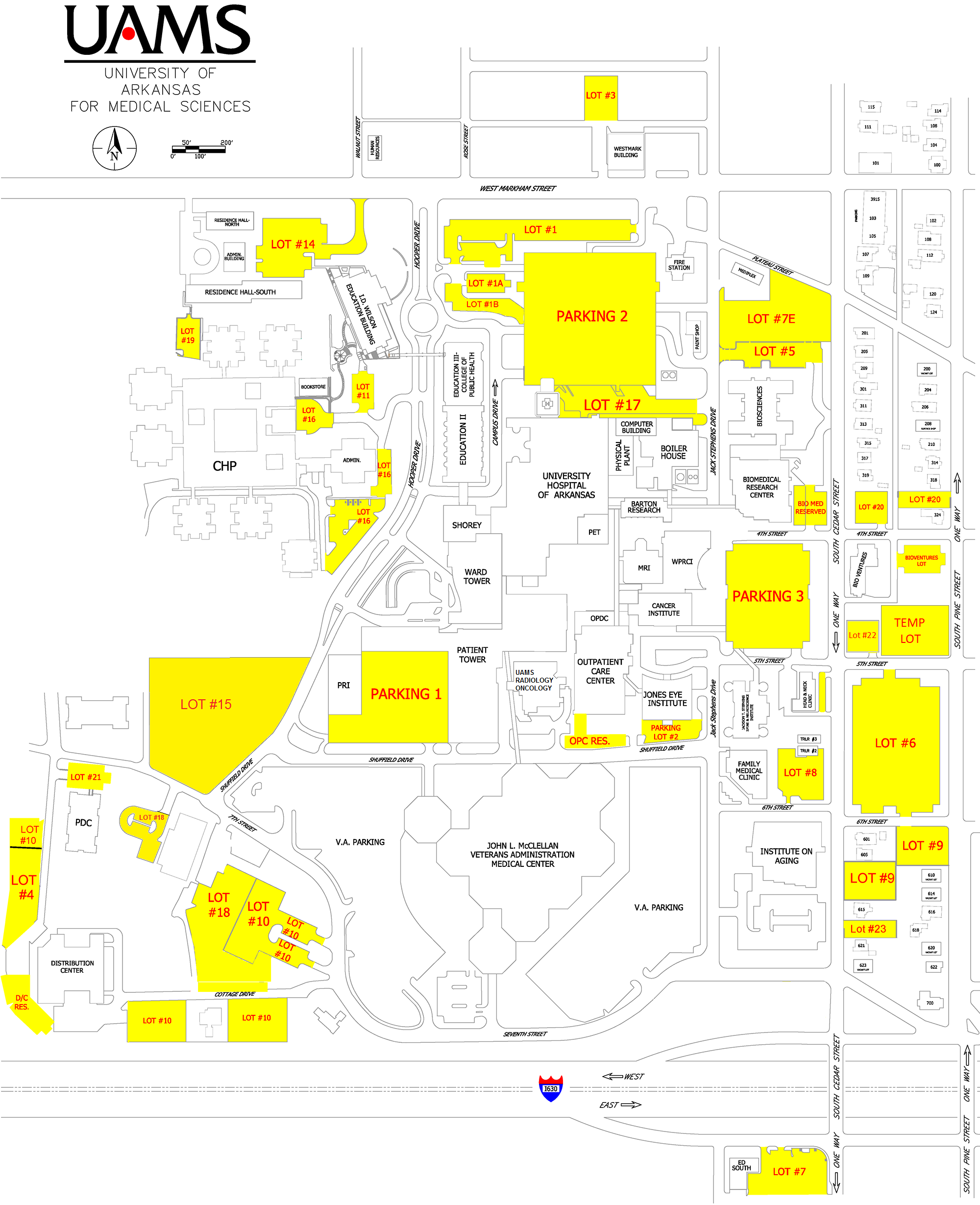 Parking General Information